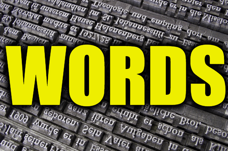"""Use Words in a Sentence - How to use """"Words"""" in a sentence"""