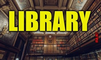 Library - Sentence for Library - Use Library in a Sentence Examples