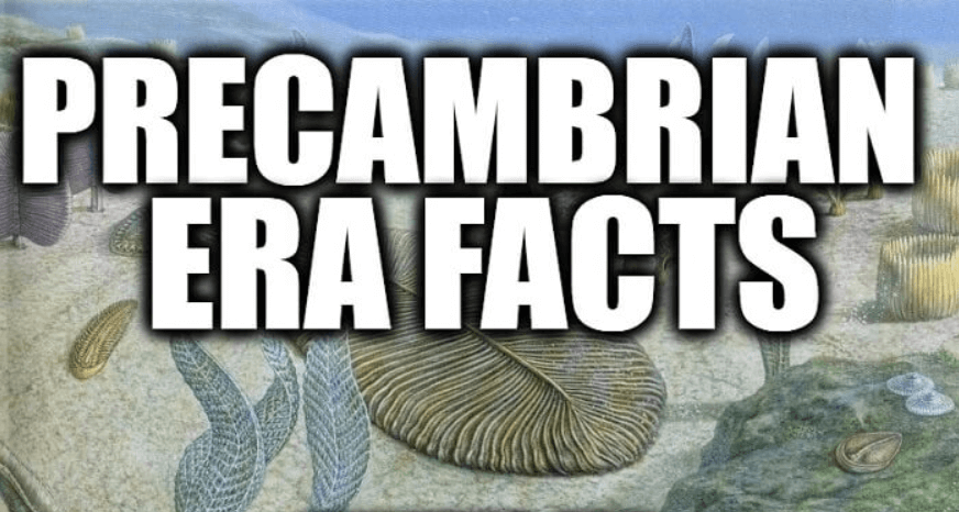 PreCambrian Era Facts