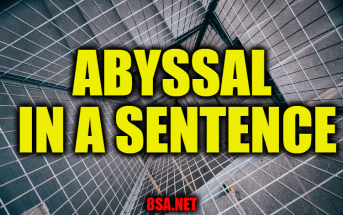 "Use Abyssal in a Sentence - How to use ""Abyssal"" in a sentence"