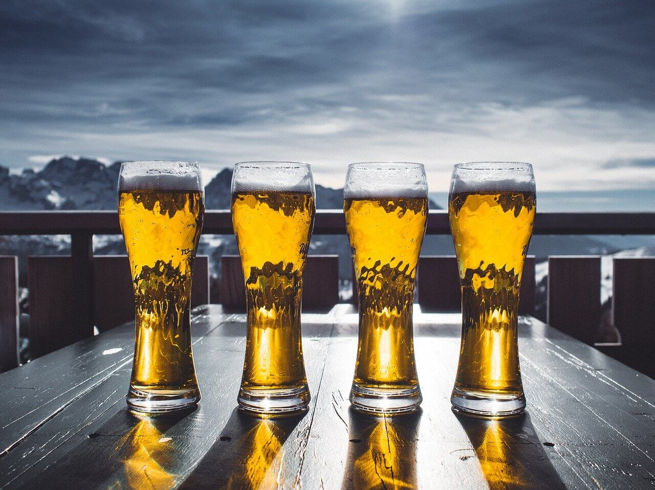 The Differences Between Ale and Lager Beer?