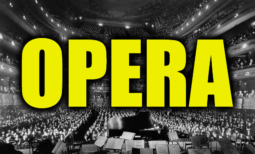 """Use Opera in a Sentence - How to use """"Opera"""" in a sentence"""