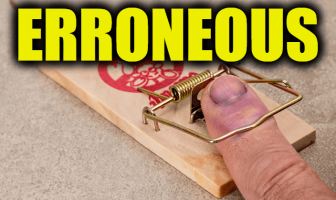 "Use Erroneous in a Sentence - How to use ""Erroneous"" in a sentence"