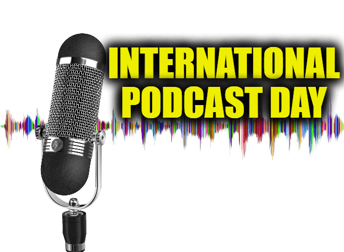 What is International Podcast Day & Activities (September 30)