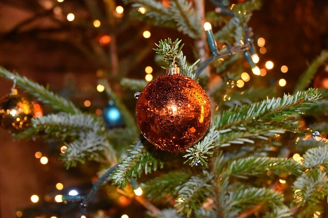 Question for curious: When does Christmas end?