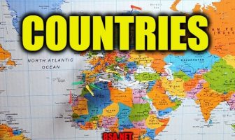 Countries - Sentence for Countries - Use Countries in a Sentence