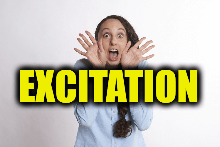 """Use Excitation in a Sentence - How to use """"Excitation"""" in a sentence"""