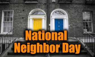 National Neighbor Day - Activities & Why We Love National Neighbor Day