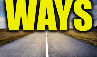 """Use Ways in a Sentence - How to use """"Ways"""" in a sentence"""
