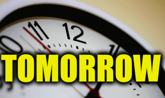 "Use Tomorrow in a Sentence - How to use ""Tomorrow"" in a sentence"
