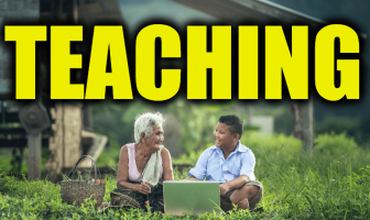 """Use Teaching in a Sentence - How to use """"Teaching"""" in a sentence"""
