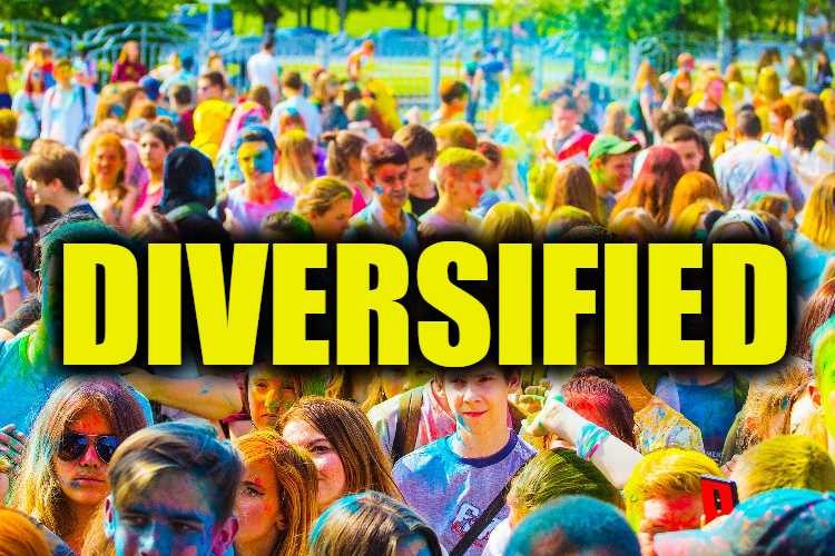 """Use Diversified in a Sentence - How to use """"Diversified"""" in a sentence"""