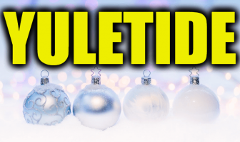 """Use Yuletide in a Sentence - How to use """"Yuletide"""" in a sentence"""