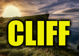 "Use Cliff in a Sentence – How to use ""Cliff"" in a sentence"