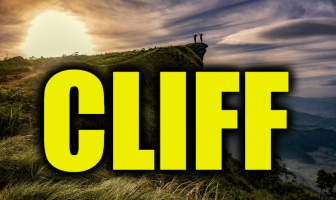 """Use Cliff in a Sentence - How to use """"Cliff"""" in a sentence"""