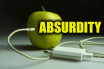 "Use Absurdity in a Sentence - How to use ""Absurdity"" in a sentence"