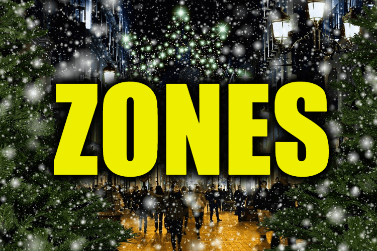 """Use Zones in a Sentence - How to use """"Zones"""" in a sentence"""