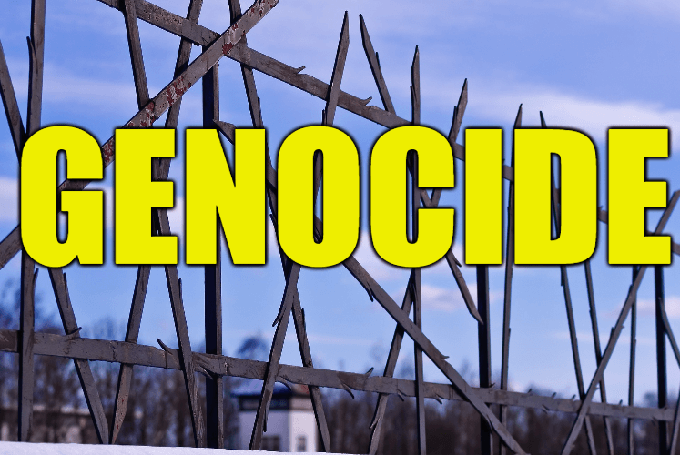 """Use Genocide in a Sentence - How to use """"Genocide"""" in a sentence"""