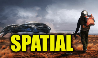 "Use Spatial in a Sentence - How to use ""Spatial"" in a sentence"