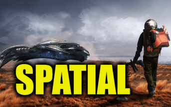 """Use Spatial in a Sentence - How to use """"Spatial"""" in a sentence"""