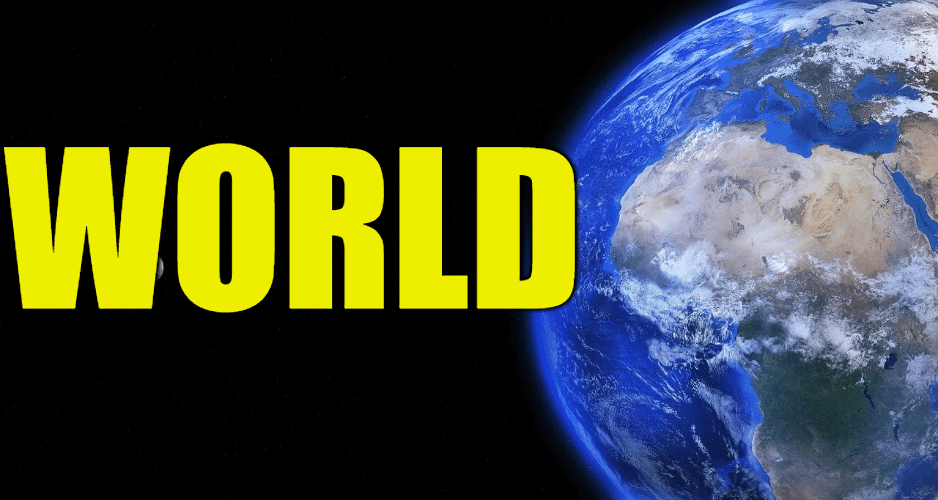 """Use World in a Sentence - How to use """"World"""" in a sentence"""