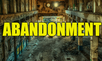 "Use Abandonment in a Sentence - How to use ""Abandonment"" in a sentence"