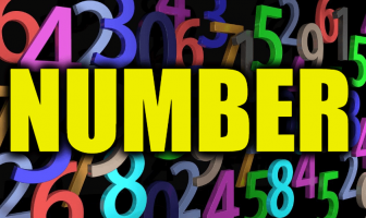 "Use Number in a Sentence - How to use ""Number"" in a sentence"