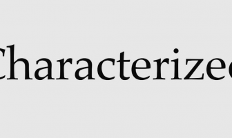"""Use Characterized in a Sentence - How to use """"Characterized"""" in a sentence"""