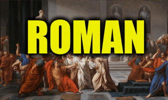 "Use Roman in a Sentence - How to use ""Roman"" in a sentence"