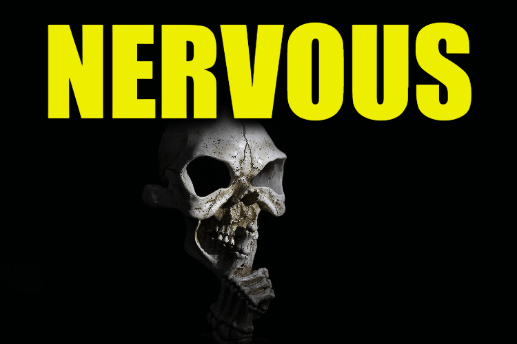 """Use Nervous in a Sentence - How to use """"Nervous"""" in a sentence"""
