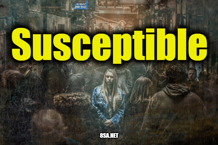 """Use Susceptible in a Sentence - How to use """"Susceptible"""" in a sentence"""