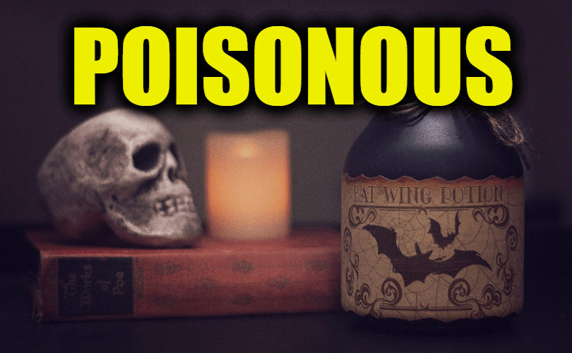 """Use Poisonous in a Sentence - How to use """"Poisonous"""" in a sentence"""