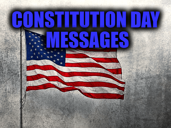 Happy Constitution Day Messages, Citizenship Quotes – 17 September