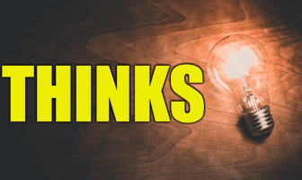 "Use Thinks in a Sentence - How to use ""Thinks"" in a sentence"