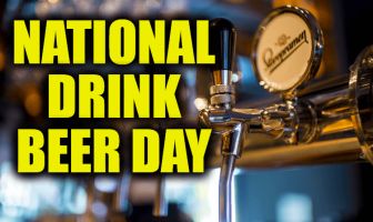 What is National Drink Beer Day (September 28) and Activities
