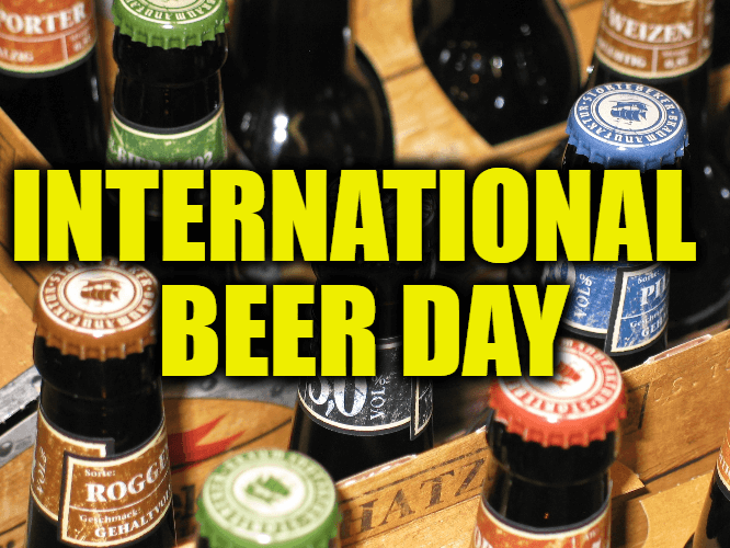 International Beer Day Messages, Wishes and Quotes
