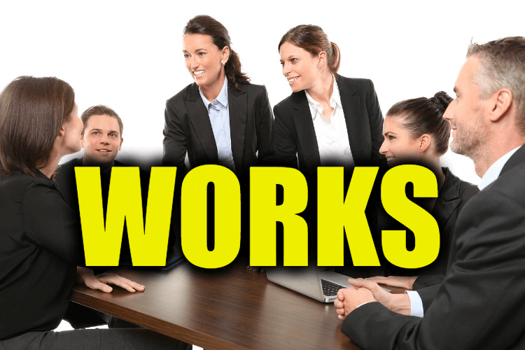 """Use Works in a Sentence - How to use """"Works"""" in a sentence"""