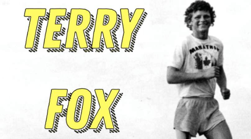The Inspiring Life of Terry Fox - Canadian Athlete and Humanitarian