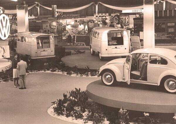 Incredible 1963 Volkswagen Factory Pictures For Volkswagen Fans