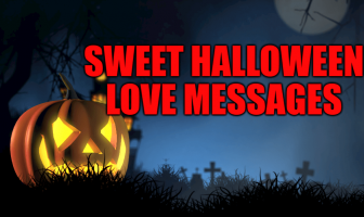 Sweet Halloween Love Text Messages, Wishes and Greetings for Boyfriend
