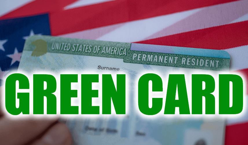 """Use Green Card in a Sentence - How to use """"Green Card"""" in a sentence"""