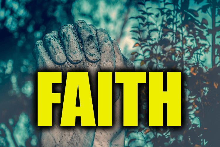 """Use Faith in a Sentence - How to use """"Faith"""" in a sentence"""