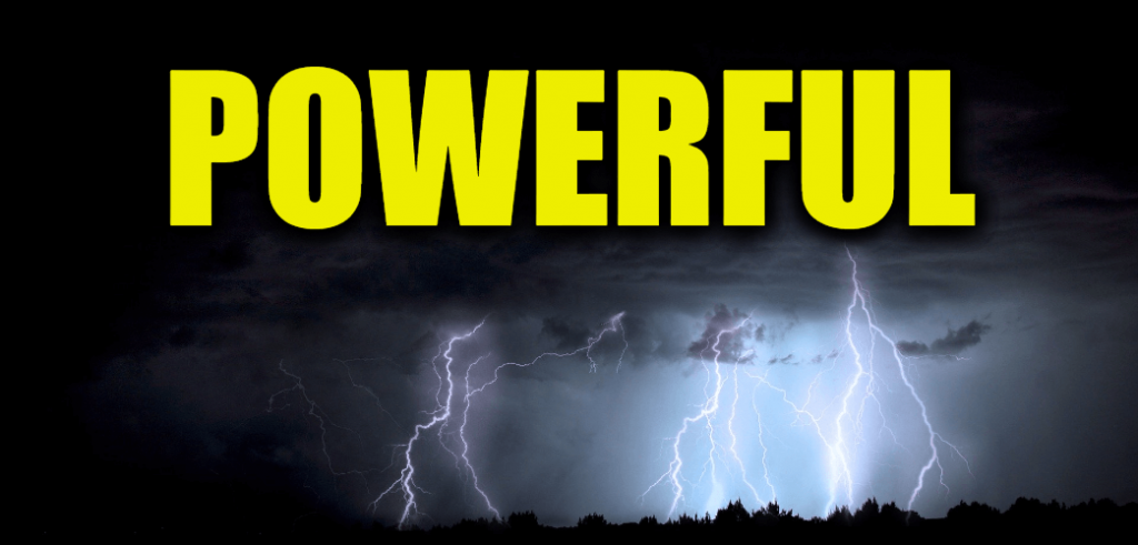 """Use Powerful in a Sentence - How to use """"Powerful"""" in a sentence"""