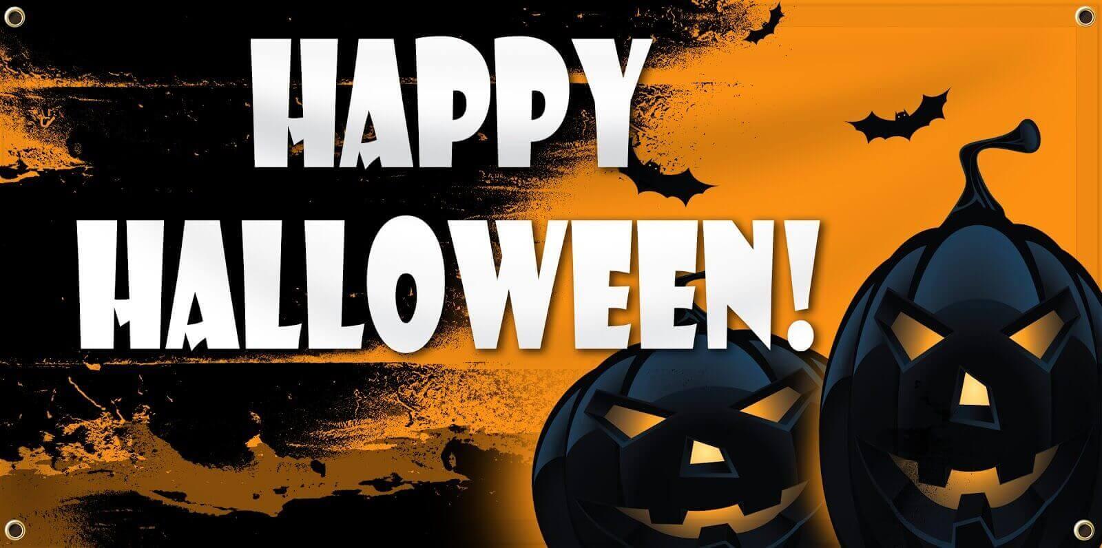 Halloween Banner - Best Hallowenn banner samples....