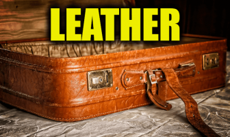 "Use Leather in a Sentence - How to use ""Leather"" in a sentence"