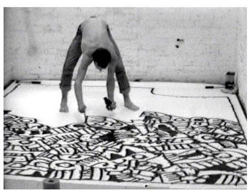 Keith Haring Biography & Selected Works