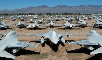 You Can Buy Yourself An F-16 Combat For $8.5 Million, But Conditons Apply!