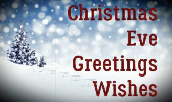 Sample Christmas Eve Messages | Christmas Eve Greetings Wishes