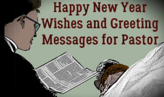 Happy New Year Wishes and Greeting Messages for Pastor