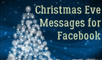 Christmas Eve Messages for Facebook – Status Messages